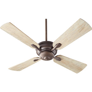 Valor Oiled Bronze 52-Inch Ceiling Fan