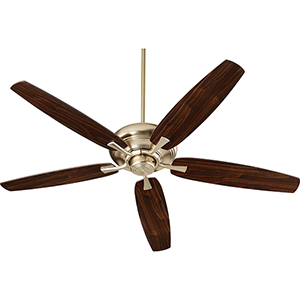 Apex Aged Brass  56-Inch Ceiling Fan