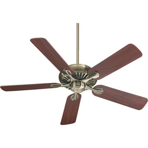 Pinnacle Antique Brass Energy Star 52-Inch Ceiling Fan
