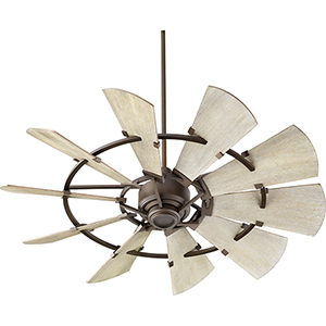 Windmill Oiled Bronze  52-Inch Ceiling Fan