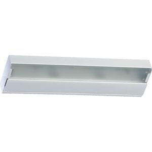 White 12-Inch 20W Under Cabinet Light