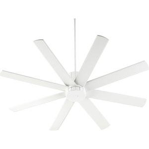 Proxima Studio White 60-Inch Ceiling Fan