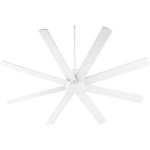 Proxima Studio White 72-Inch Ceiling Fan