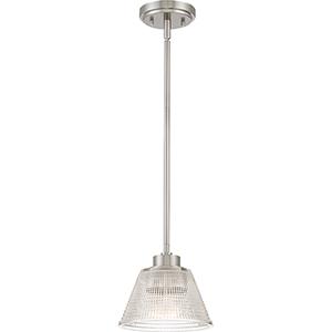 Ardmore Brushed Nickel One-Light Mini Pendant
