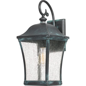 Bardstown Aged Verde One-Light Outdoor Wall Mount