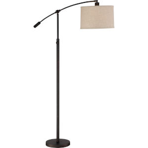 Clift Oil Rubbed Bronze One-Light Floor Lamp