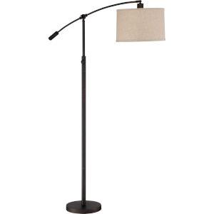 Clift Oil Rubbed Bronze One-Light Floor Lamp