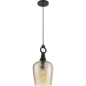 Kendrick Western Bronze One-Light Pendant