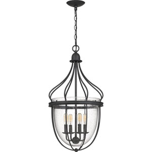 Colony Gray Ash Four-Light Chandelier