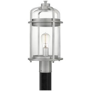 Carrington Industrial Aluminium One-Light Outdoor Post