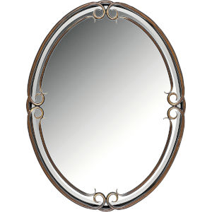 Duchess Large Oval Mirror