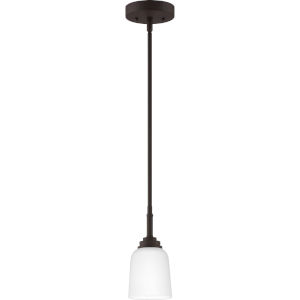 Foley Old Bronze Five-Inch One-Light Mini Pendant