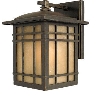 Hillcrest Small Outdoor Wall-Mounted Fixture