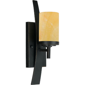 Kyle Imperial Bronze One-Light Wall Sconce