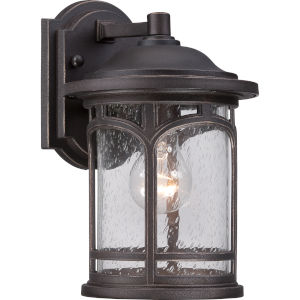Marblehead Palladian Bronze One-Light Outdoor Wall Mounted