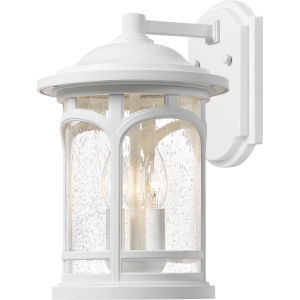 Marblehead Fresco 18-Inch Three-Light Outdoor Wall Sconce