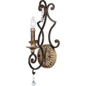Marquette Single-Light Wall Sconce