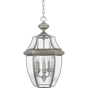 Pewter Outdoor Pendant