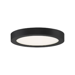 Outskirt Oil Rubbed Bronze Eight-Inch LED Flush Mount