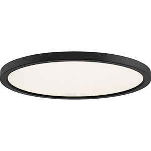 Outskirt Oil Rubbed Bronze 20-Inch LED Flush Mount