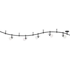 Ovation Western Bronze Five-Inch LED Track Light