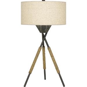 Pembroke Tarnished Bronze One-Light Table Lamp