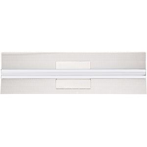 Platinum Collection Bravo Polished Chrome 24-Inch LED Bath Vanity
