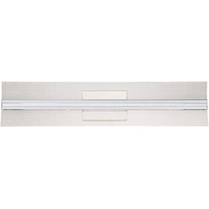 Platinum Collection Bravo Polished Chrome 32-Inch LED Bath Vanity