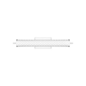Effie Polished Chrome 24-Inch LED Bath Bar