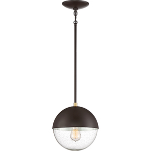 Piccolo Western Bronze One-Light Pendant