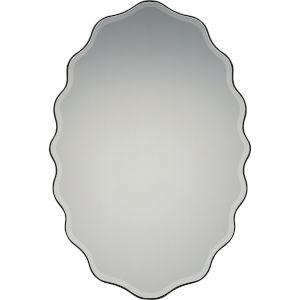 Artiste Black 30-Inch Mirror