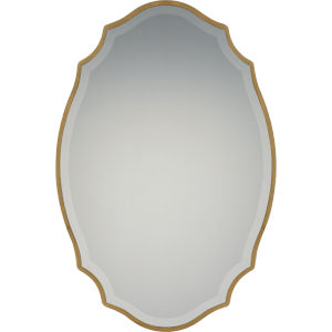 Monarch Gold 24-Inch Mirror