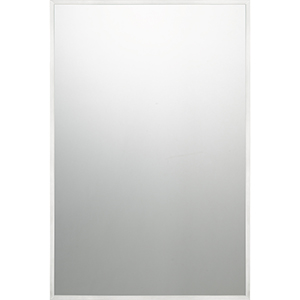 Reflections Brushed Nickel Mirror