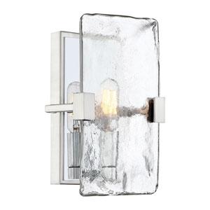 Herriman Brushed Nickel One-Light Wall Sconce