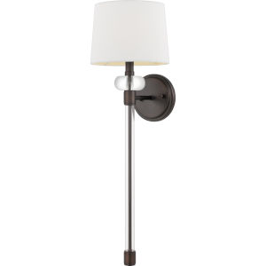 Barbour Harbor Bronze One-Light Wall Sconce