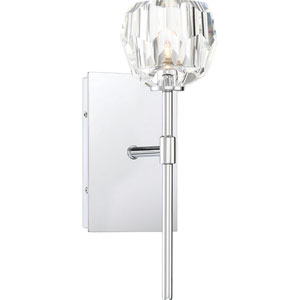 Regalia Polished Chrome One-Light Bath Vanity