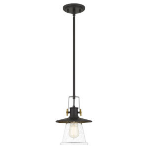 Sumter Old Bronze One-Light Mini Pendant