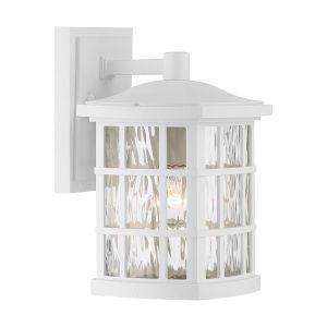 Stonington Fresco 6.5-Inch One-Light Outdoor Wall Lantern