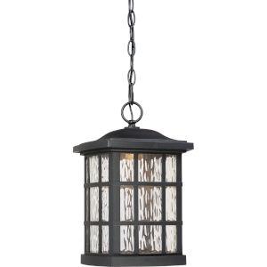 Stonington Mystic Black Outdoor LED Pendant