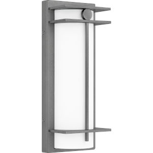 Syndall Titanium LED Outdoor Wall Mount