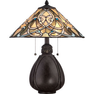 Tiffany Imperial Bronze Nineteen-Inch Table Lamp