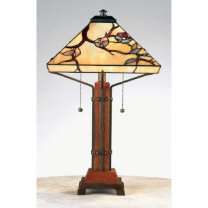 Grove Park Tiffany Table Lamp