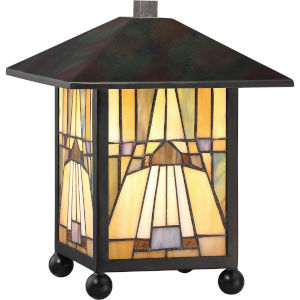 Inglenook Valiant Bronze One-Light Table Lamp