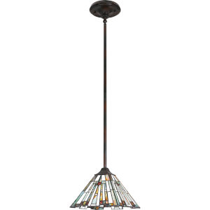 Maybeck Valiant Bronze One-Light Mini Pendant