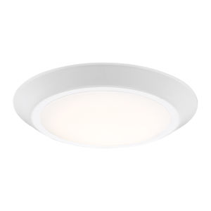 Verge Fresco Eight-Inch LED Flush Mount