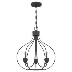Walsh Gray Ash Three-Light Pendant