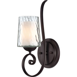 Adonis Dark Cherry Wall Sconce