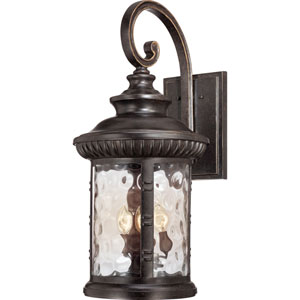 Chimera Imperial Bronze 28-Inch Four-Light Outdoor Fixture