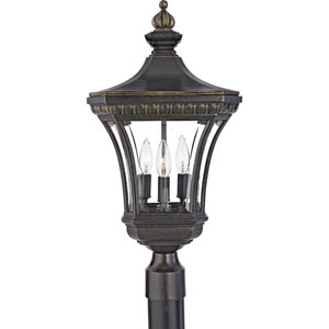 Devon Outdoor Post Mount Light