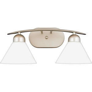 Demitri Two-Light Bath Fixture